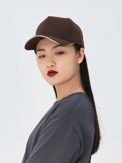 毛晴5片帽子