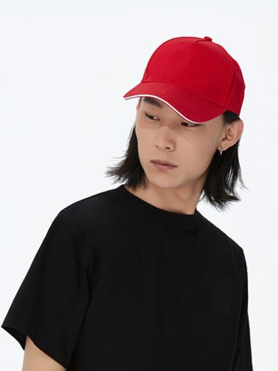 全棉5片帽子