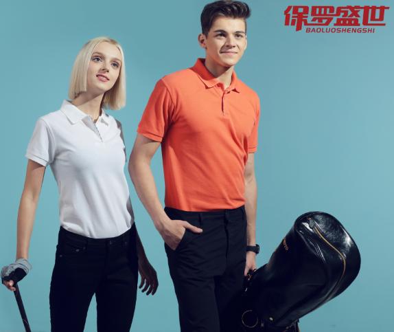 夏季定制t恤衫常见的搭配技巧