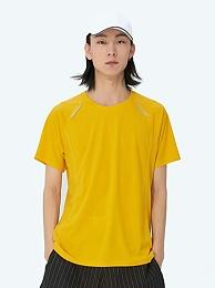 银离子速干圆领T恤