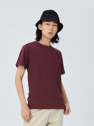 精制纯棉时尚T恤男女款