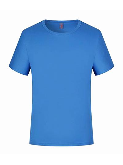 速干圆领男女通用款T恤