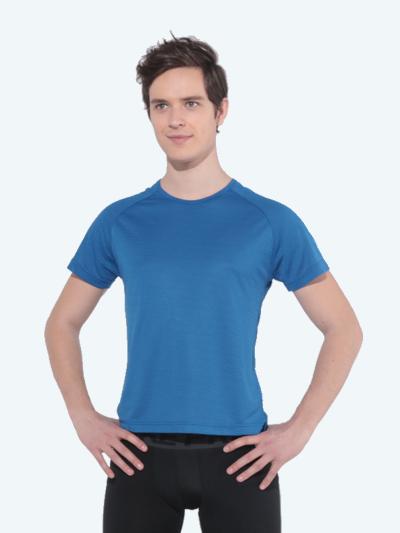 速干圆领男女通用款T恤1766