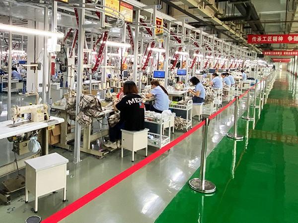 保罗盛世制衣工厂