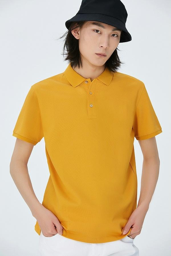 文化衫款式polo衫
